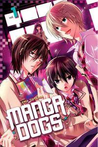 Manga Dogs 1