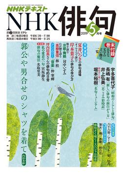 NHK 俳句 2019年5月号-電子書籍