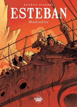 Esteban - Volume 5 - Blood and Ice