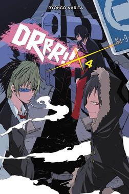 Durarara!!, Vol. 4-電子書籍