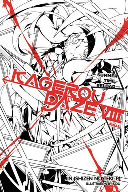 Kagerou Daze, Vol. 8