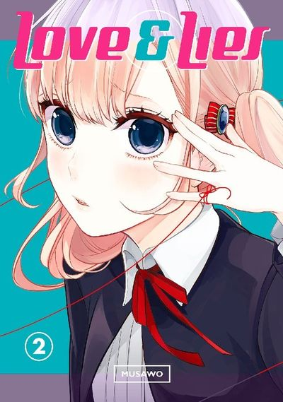 Love and Lies Volume 2