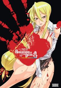 Highschool of the Dead (Color Edition), Vol. 4