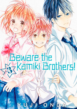 Beware the Kamiki Brothers! Volume 3