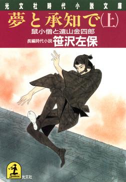 夢と承知で(上)~鼠小僧と遠山金四郎~-電子書籍