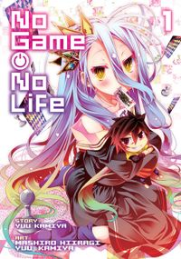 No Game, No Life Vol. 1