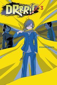 Durarara!!, Vol. 3 (novel)