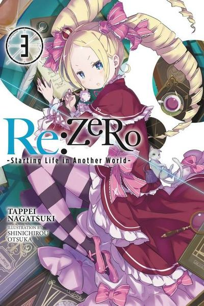 Re:ZERO -Starting Life in Another World-, Vol. 3
