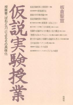 仮説実験授業 授業書〈ばねと力〉によるその具体化-電子書籍