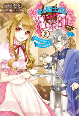 私は騎士団のチートな紅茶師です!: 2 飼われた魔女とお城の喫茶店-電子書籍
