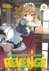 Masamune-kun's Revenge Vol. 8