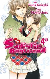 My Sadistic Boyfriend, Volume 4