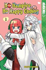 No Vampire, No Happy Ending, Vol. 1