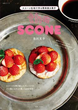 スコーン生地で作る簡単焼き菓子-電子書籍