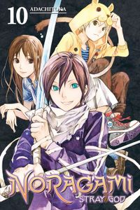 Noragami: Stray God 10