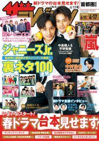 ザテレビジョン 首都圏関東版 2020年4/17号