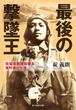 最後の撃墜王 紫電改戦闘機隊長菅野直の生涯-電子書籍