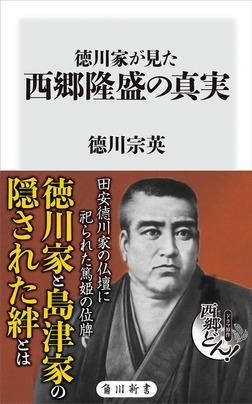 徳川家が見た西郷隆盛の真実-電子書籍