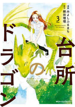 台所のドラゴン 3-電子書籍