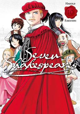 Seven Shakespeares 10