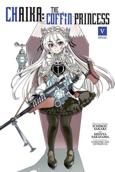 Chaika: The Coffin Princess, Vol. 5