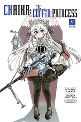 Chaika: The Coffin Princess, Vol. 5