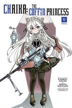 Chaika: The Coffin Princess, Vol. 5-電子書籍