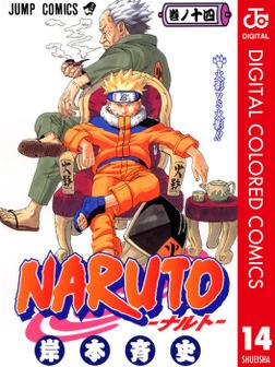 NARUTO―ナルト― カラー版 14-電子書籍