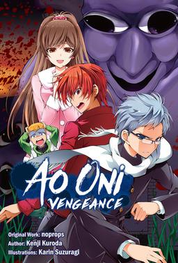 Ao Oni: Vengeance