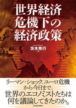 世界経済危機下の経済政策-電子書籍