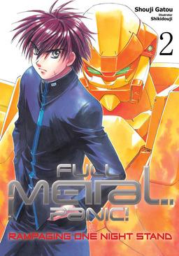 Full Metal Panic! Volume 2