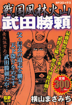 戦国風林火山 武田勝頼-電子書籍
