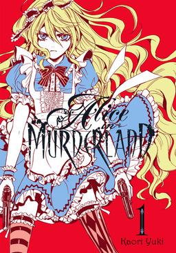 Alice in Murderland, Vol. 1