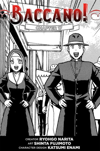 Baccano!, Chapter 17