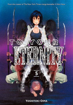 To Your Eternity Volume 5