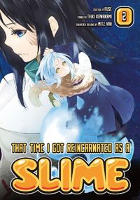 That Time I Got Reincarnated as a Slime Volume 2