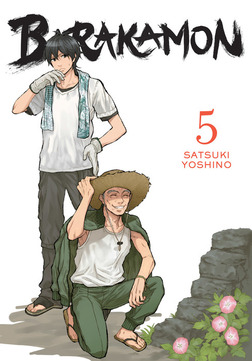 Barakamon, Vol. 5-電子書籍