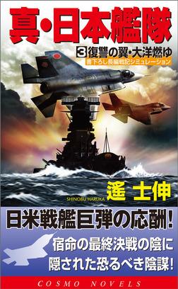 真・日本艦隊(3)復讐の翼・太洋燃ゆ-電子書籍