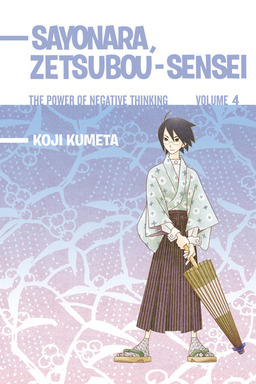 Sayonara Zetsubou-Sensei 4