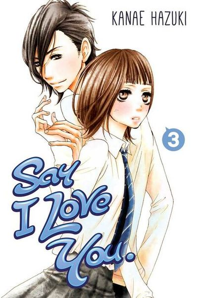 Say I Love You. 3