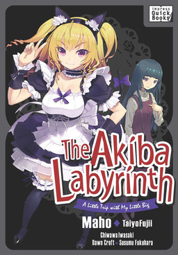 The Akiba Labyrinth: A Little Trip with My Little Big