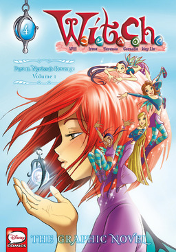 W.I.T.C.H.: The Graphic Novel, Part II. Nerissa's Revenge, Vol. 1