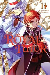 The Royal Tutor, Vol. 11