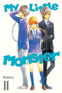 My Little Monster 11-電子書籍