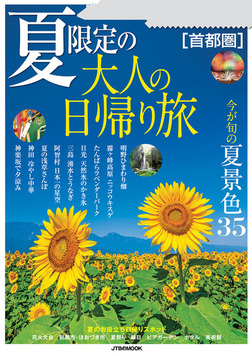 夏限定の大人の日帰り旅 首都圏(2019年版)-電子書籍