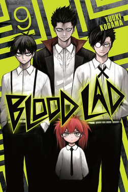 Blood Lad, Vol. 9-電子書籍