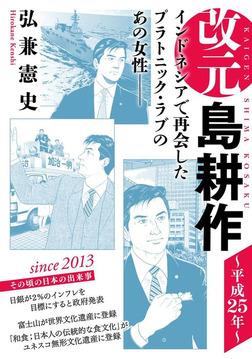 改元 島耕作(29) ~平成25年~-電子書籍
