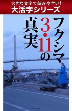 【大活字シリーズ】フクシマ3.11の真実-電子書籍