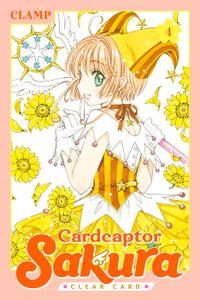 Cardcaptor Sakura: Clear Card Volume 4