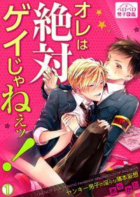 オレは絶対ゲイじゃねぇッ!ヤンキー男子の淫らな薄本妄想(1)